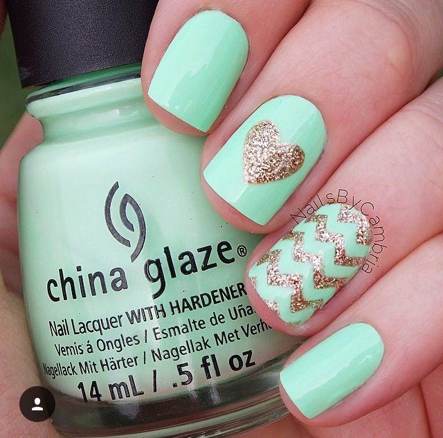 Mejores 387 imágenes de Nails en Pinterest | Uñas bonitas ...