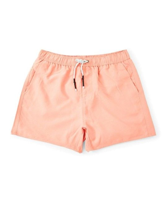 The Idle Man Basic Swim Shorts Pink  | New In at The Idle Man | Shop now! | #StyleMadeEasy
