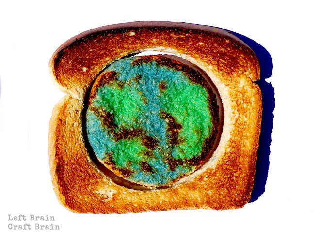Earth Toast is a fun approach to a serious topic. Help your kids understand global warming and what we can do about it while you chat over a piece of toast.