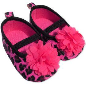 Vauvanvaatteet ja lastenvaatteet - Vauvan kengät, leopardi, 0-6kk