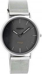 Oozoo Vintage Silver - Grey - Titanium C7729