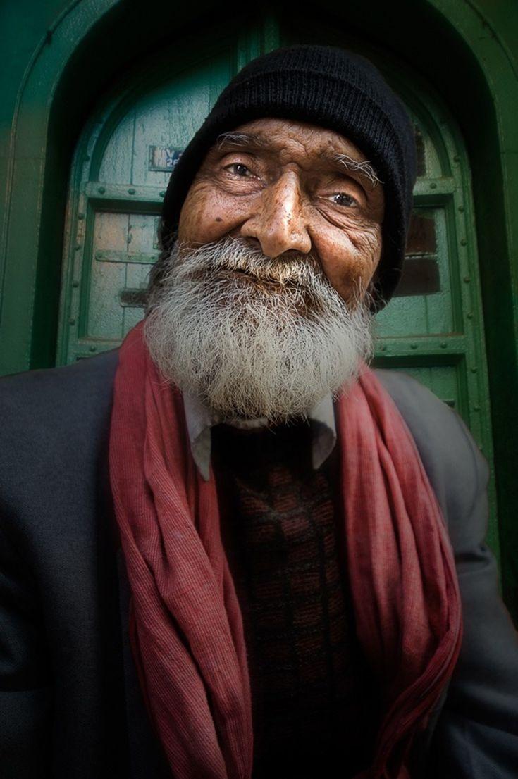 Découvrez 8 magnifiques portraits à Old Delhi en Inde
