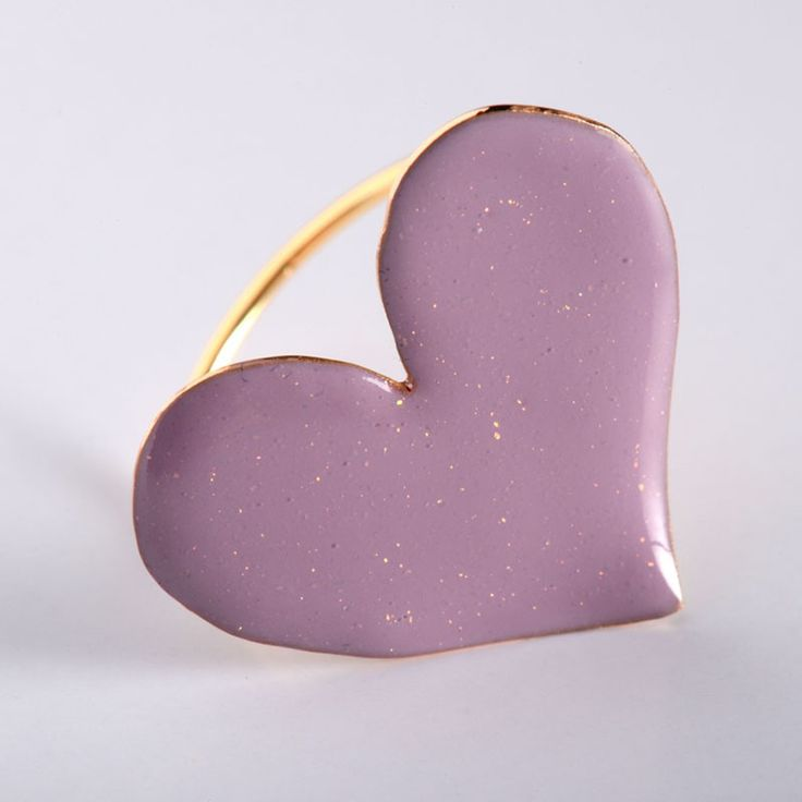 #BAGUE PRALINE WITHLOVE #lilac #ring #jewelry #monaco #love #colors #summer #spring #fun #purple #violet #flowers #heart #mauve