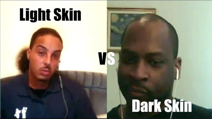 Light Skin Vs Dark Skin - Mixed, Biracial & Black Identity