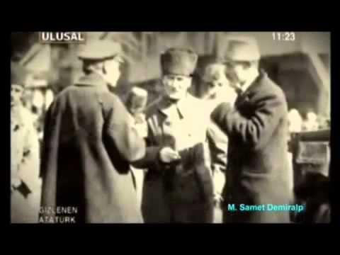 """""""Gizlenen Atatürk"""" Belgeseli"""