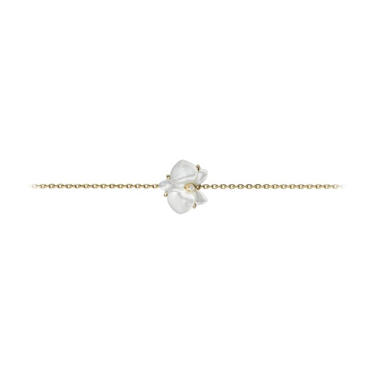 Caresse d'orchidées par Cartier bracelet