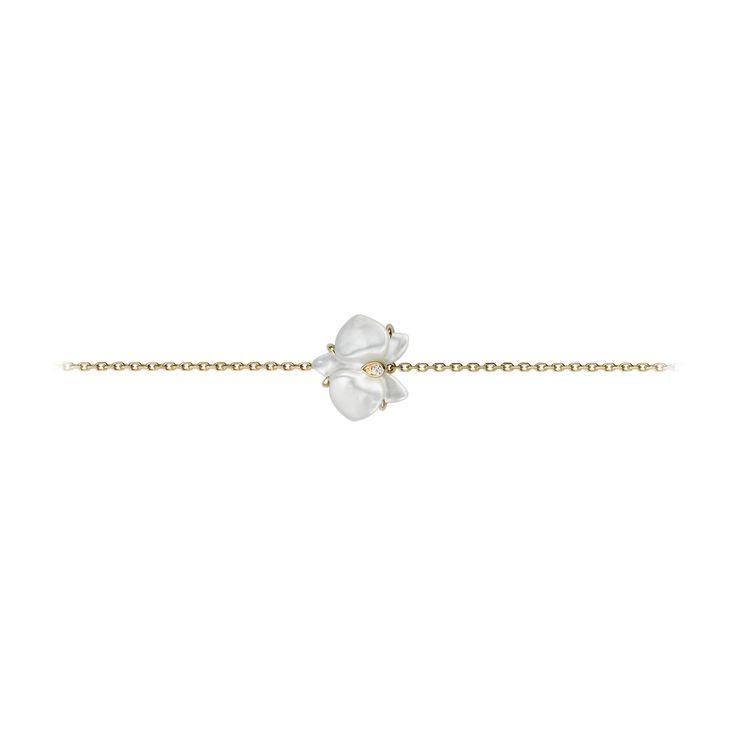 Caresse d'orchidées par Cartier Armband