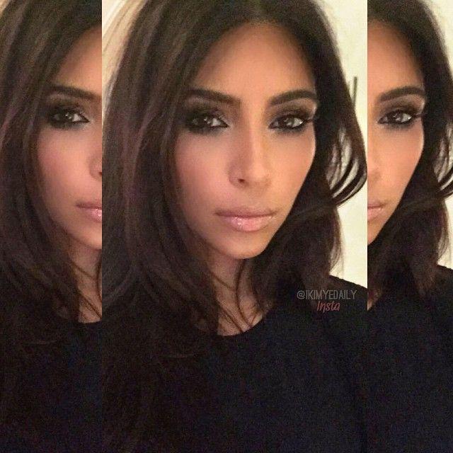 Kimye West @ikimyedaily Kim ❤️ Selfie fro...Instagram photo | Websta (Webstagram)    4      1