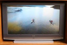 "Sony Grand WEGA KDF-E55A20 55"" 720p HD LCD Television"