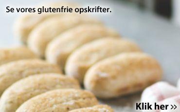 Glutenfrie opskrifter