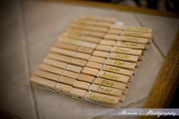 Family Reunion Style Clothespin Game. Clothespin is also name tag! Someone can steal your name tag/clothespin if you're caught saying FAMILY, REUNION, AND/OR A PERSON'S NAME OF WHICH IS WRITTEN ON ANOTHER CLOTHESPIN AT THE EVENT. Most clothespins at end of a pre-determined time period wins :)