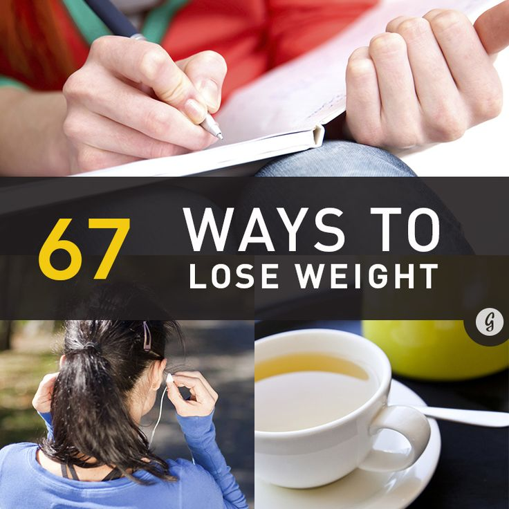 lose weight fast bad way