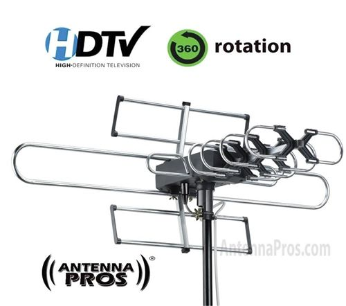 Spectrum Antenna | Indoor TV Antenna & Outdoor HDTV Antennas
