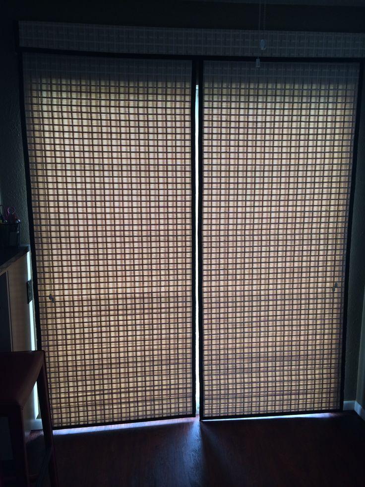 en snow inside fit simple blackout instafit product blinds