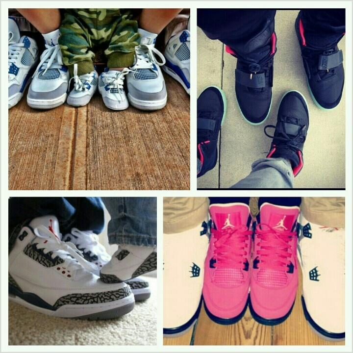 My Dream Family Matching Jordans #sneakerhead | Shoes ...