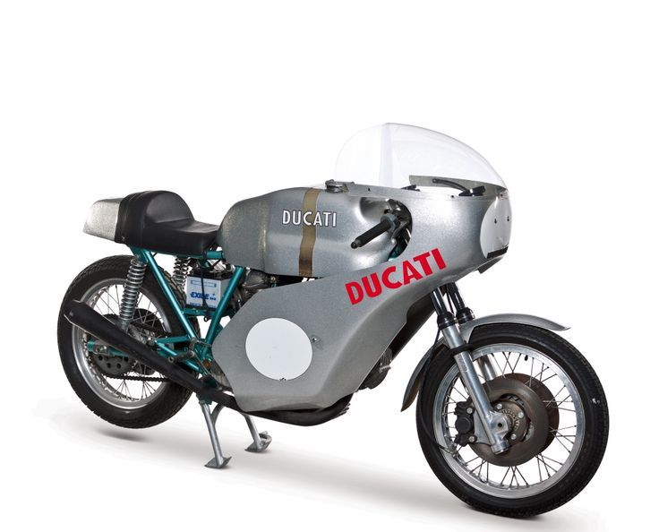 Classic. 1972 Ducati 750SS Imola Racer