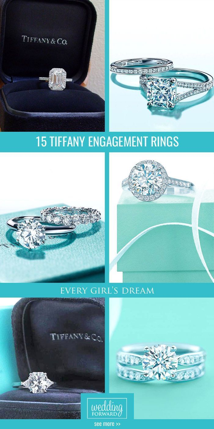 bague de fian ailles tendance 2017 2018 15 most loved tiffany engagement rings. Black Bedroom Furniture Sets. Home Design Ideas