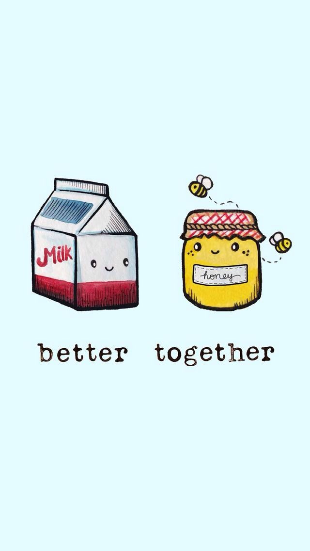 Better together                                                                                                                                                                                 More