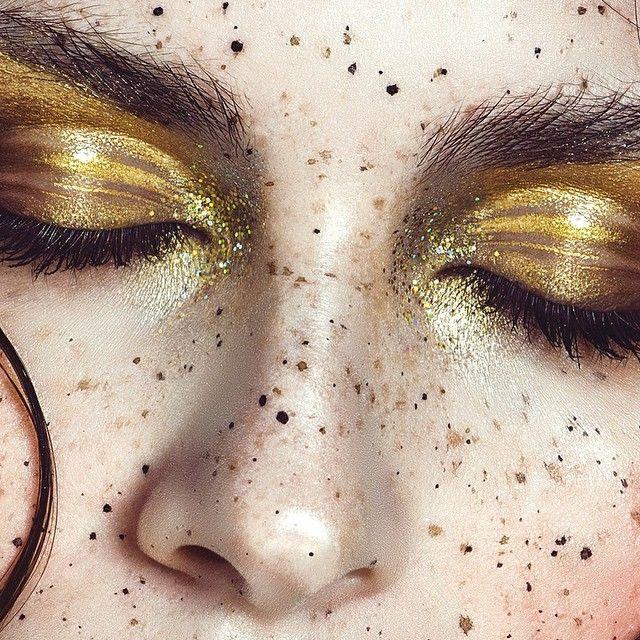 Closeup of @lenamariejoelle @dulcedomodels Photo by @vanillaline Makeup by me ✨⭐️