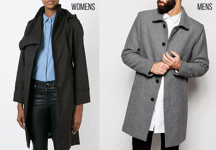 How To Rock An Oversized Trench Coat For Fall | Obsev
