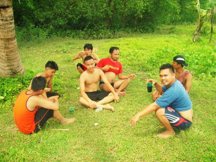 Taman Saumil Beach. at Tanggamus Lampung With. LINKTravel Wisata