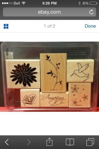 Pretty amazing stampin up | hobbies, crafts | London | Kijiji