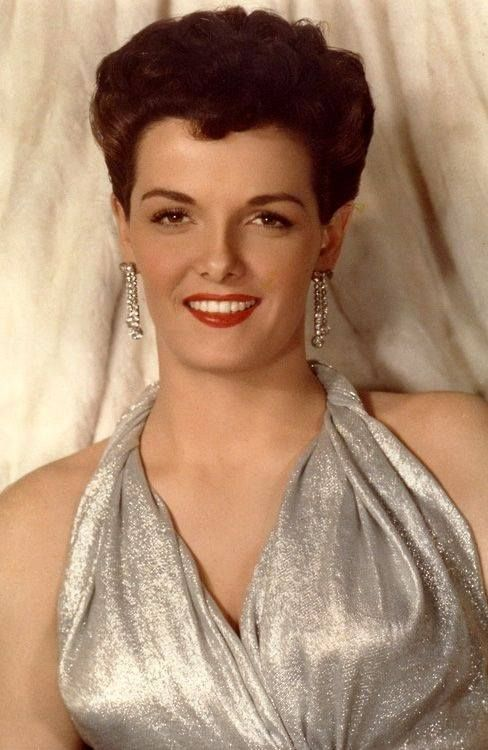 Jane Russell Short Hair Do The Russell Shuffle
