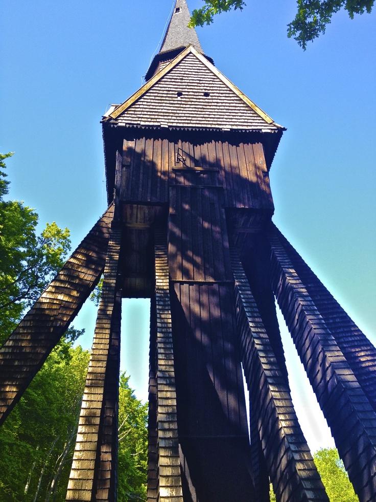 Old church on Visingo Island