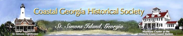 Coastal Georgia Historical Society