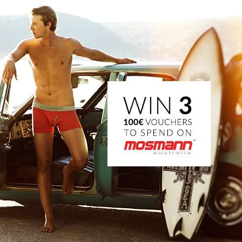 Win a 100€ / $130 / £80 voucher for Mosmann Australia's underwear! See how to enter the contest at ➜ www.tailor4less.com (Valid until the 31st of November 2014)