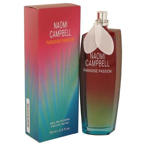 Naomi Campbell Paradise Passion by Naomi Campbell Eau De Toilette Spray 2.5 oz