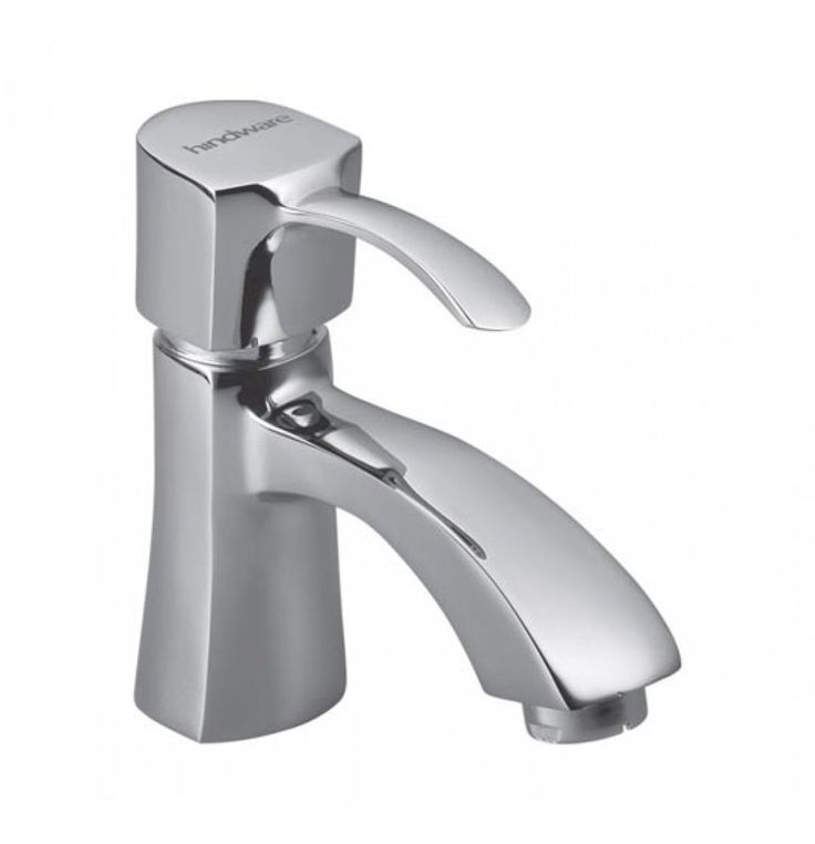 Hindware Cornnice Pillar Cock Faucet In Chrome (F230001)
