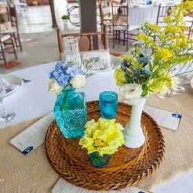 Ideias lindas para ajudar na escolha do centro de mesa!