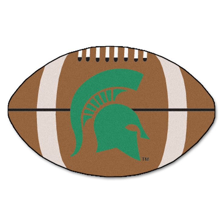 Rush to the end zone and score the big points with the Michigan State Spartans…