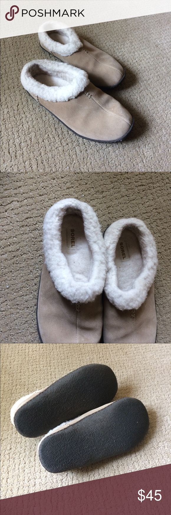 Sorel slippers🌞 NO trades ❌ Reasonable offers considered through the 'offer' option only! Bundle & SAVE💲 Sorel Shoes Slippers
