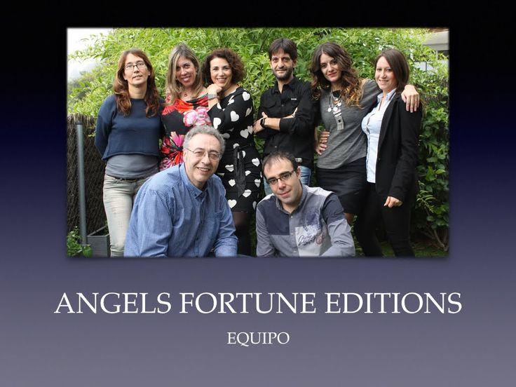 El equipo de Angels Fortune [Editions]