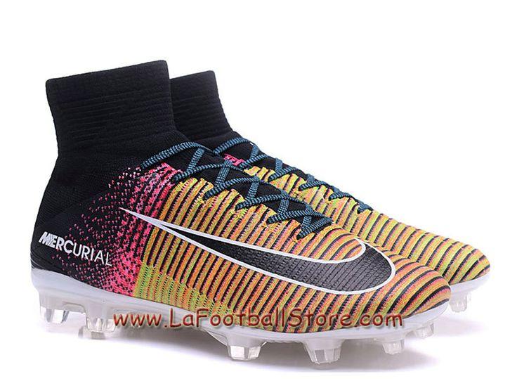 Nike Mercurial Superfly V FG pas cher Chaussure de football à crampons pour terrain sec pour Homme Couleur - 831940_ID3 - Boutique Chaussures De Foot | Maillot de Foot | LaFootballstore.com