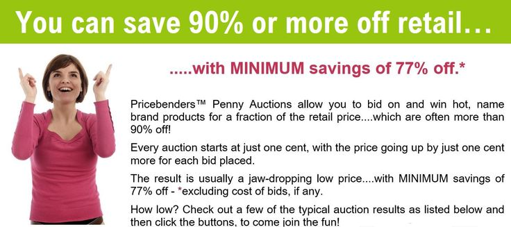 Introducing Pricebenders Penny Auctions