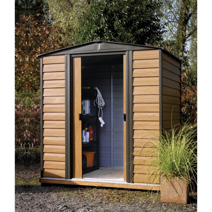 25 best ideas about metal storage sheds on pinterest. Black Bedroom Furniture Sets. Home Design Ideas