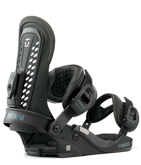 Union Force - Black - XL