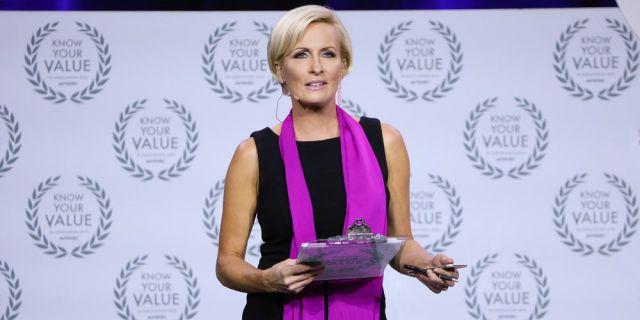 "Mika Brzezinski Tells Women: ""Stop Trying to Make Everyone Like You""  - HarpersBAZAAR.com"