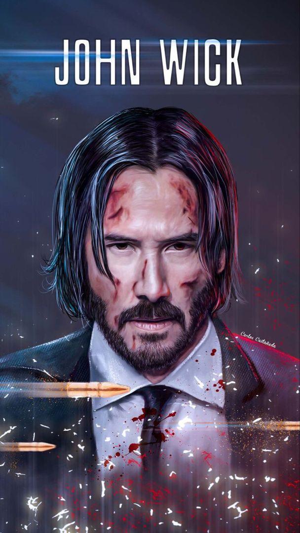 John Wick 2014 Keanu Reeves John Wick John Wick Movie John Wick