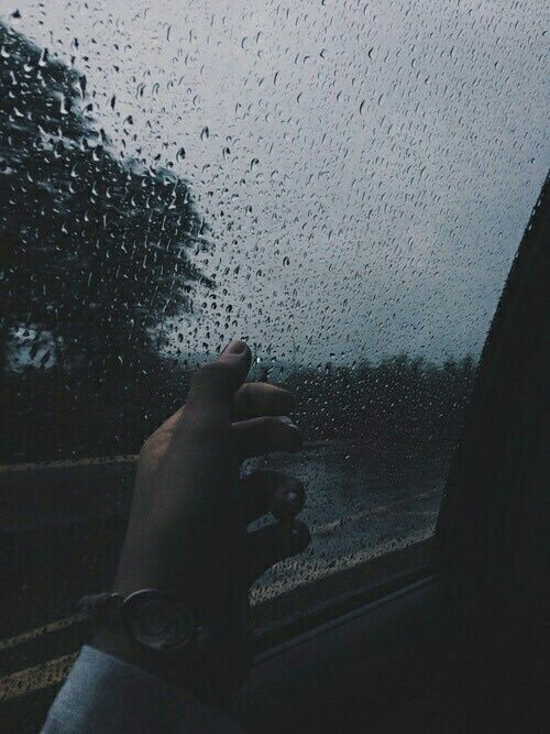 Imagem de rain, sad, and tumblr