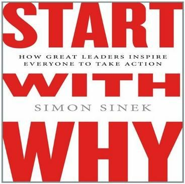 Start with Why by Simon Sinek. This audio book is for anyone who wants to inspire others or who wants to find someone to inspire them. Read by the author!