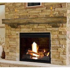 Best 25+ Mantle shelf ideas on Pinterest | Focal point fires, Diy ...