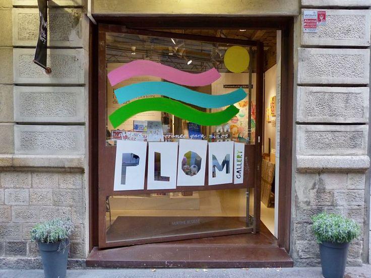 Plom Gallery, ¡Una galería de arte para niños!