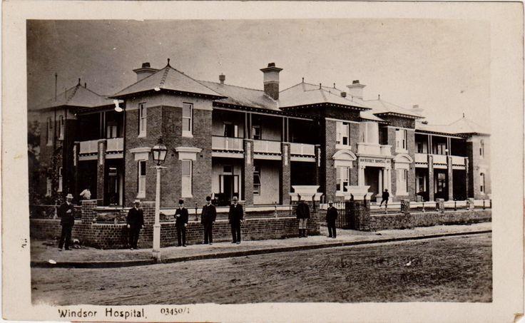 Windsor Hospital, NSW