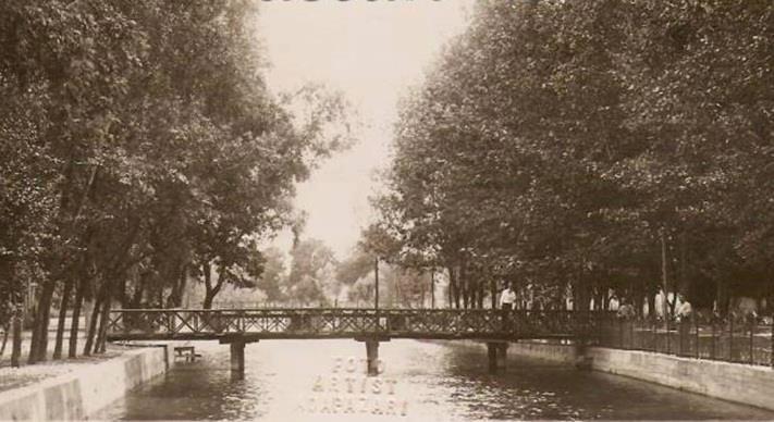 Adapazarı bir köprü.