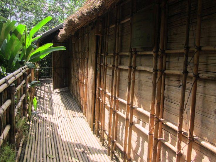 Ta Lai Longhouse, Cat Tien National Park, Vietnam