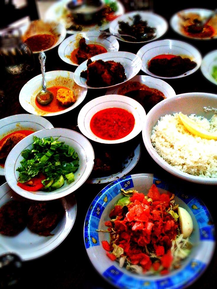 Padang's food